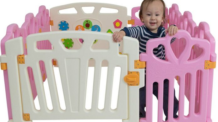 Big Playpen for Toddlers on Sale