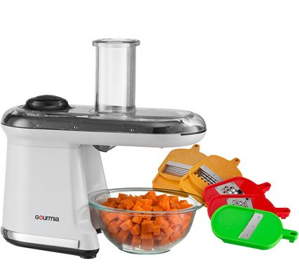 electric grater for vegetables