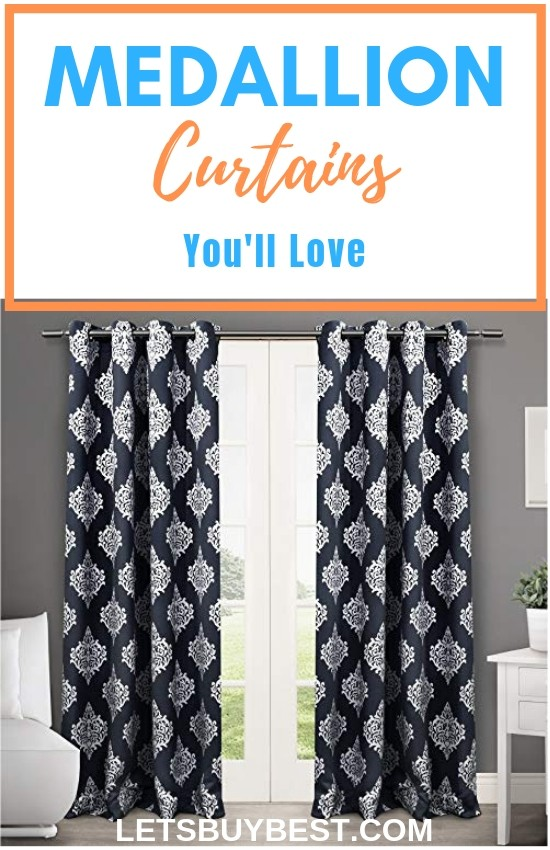 Medallion Curtains